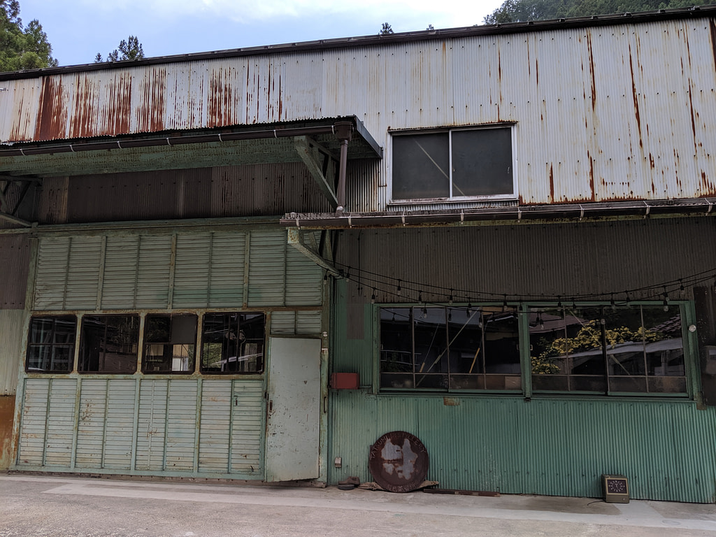 Tatsumi Distillery Outside